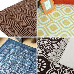 Mosaico de alfombras