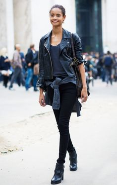 50 Outfit Ideas You Haven't Thought Of via @WhoWhatWear