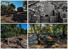 Citania de Briteiros, Guimaraes #portugal Arqueologia en Portugal, tres citanias en el Norte   Turismo en Portugal #arqueologia #archaeology