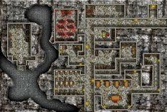Dwarven Ruins Battle Map sm image.png