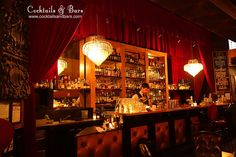 Review of 1806 bar Melbourne, the home of the cocktail.