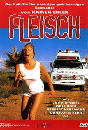 Fleisch 1979 Watch Online. A honeymooning couple stay at a hotel in New Mexico. It all seems normal until an ambulance pulls up and takes the husband away. The wife, with the help of a truck driver, finds the awful secret to the hotel and the ambulance service.