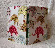 Notebook - Elephants  £8.95
