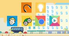 Seasons UI v1.0   Sábado 5 de Diciembre 2015.  Por:Yomar Gonzalez| AndroidfastApk  Seasons UI v1.0 Requisitos: 4.0 Descripción: Seasons UI Iconos basados cuadrados coloridos usando Google Diseño Material de la paleta de colores la aplicación recibirán actualizaciones importantes dependiendo de las estaciones del año de la interfaz de usuario para Fondos de pantalla y los iconos que todo esto va a conseguir nuevos contenidos cada temporada CARACTERISTICAS  550 192x192 iconos (Versión inicial)…