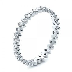 ca756a7f6 Women's Contemporary Women's Contemporary Diamond Eternity Band Diamond  Anniversary Rings, Vintage Anniversary Rings, Eternity