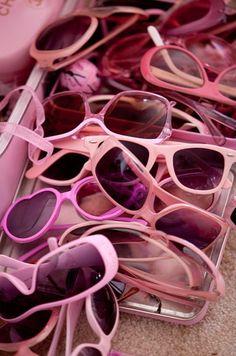 Kijk eens door een roze bril