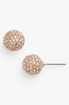 Anne Klein fireball studs, would want in silver