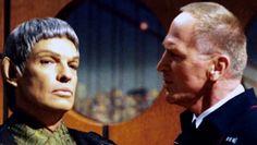 Recurring characters of Star Trek: Enterprise (4/6). Ambassador Soval