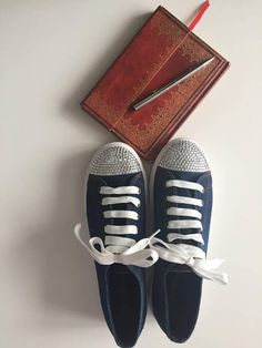 HomeDecor / Topánočky - riflové, ženské
