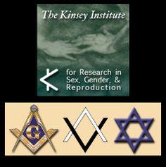 Kinsey Institute Masonic Jewish logo