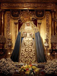 Maria Santisima del Buen Fin (Hdad de la Lanzada,Sevilla).… | Flickr