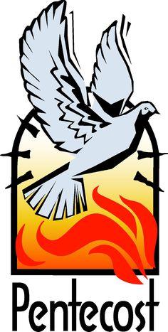 pentecost sunday clip art bing images banners liturgical rh pinterest com Day of Pentecost Calendar Day of Pentecost Acts