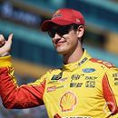 """The couple welcomed Hudson Joseph Logano on Thursday night, one month following their third wedding anniversary. ... Keep reading #Nascar #StockCarRacing #Racing #News #MotorSport >> More news at >>> <a href=""""http://stockcarracing.co"""">StockCarRacing.co</a> <<<"""