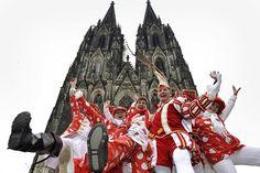 #Karneval in Köln / #Carnival in #Cologne