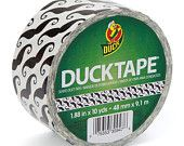 Mustache duct tape by Duck brand ON SALE