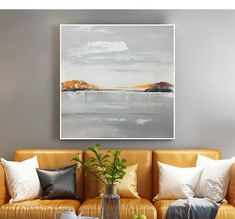 Large abstract painting on canvas original gray painting Minimalist Painting, Original Paintings, Gray, The Originals, Abstract, Canvas, Artist, Summary, Tela