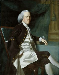 John Singleton Copley Daniel Hubbard 1764 The Art Institute of Chicago