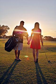 golf engagement
