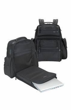 Gypsy Living Traveling In Style  Serafini Amelia  Tumi 'Alpha - T-Pass™' Business Class BriefPack® available at #Nordstrom