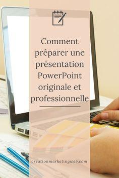 Comment préparer u… - Angilyssia Désirée - Pin Score Powerpoint Examples, Powerpoint Presentation Templates, Multimedia, Web Design, Business Presentation, Design Presentation, How To Speak French, Microsoft Excel, Business Tips