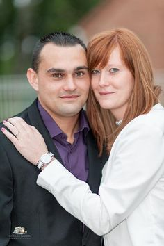 avec Melinda et son époux