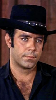 "Adam Cartwright from ""The Hayburner"" Bonanza Tv Show, Pernell Roberts, Alain Delon, Good Looking Men, Westerns, Captain Hat, How To Look Better, How To Memorize Things, Tv Shows"