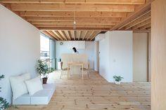 gré ・ Square House / Suzuki Architects