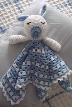 Baby buddy blanket