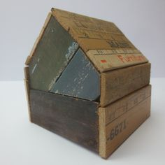 house sculpture by axel stohlberg 2014