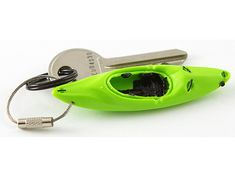 WhiteWater Kayak Keychain  5 Colors   Flexible by EmersonOutDoor
