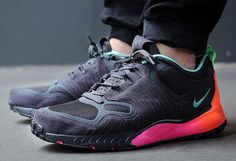 a7ad2d1cc7a4 Nike Zoom Talaria 2014 Anthracite Hyper Turquoise 684757-001 Cheap Nike  Roshe