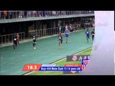 Julian L. Claiborne 400M AAU JUNIOR OLYMPICS SUMMER 2015