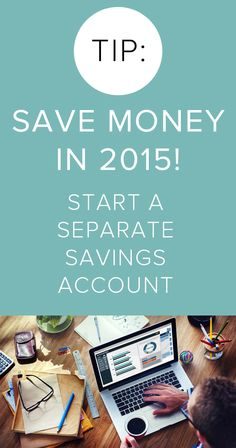 Follow the easiest plan to save money in 2015: It starts with just $1!