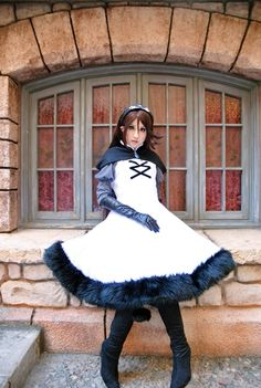 Bravely Default cosplay - Agnes