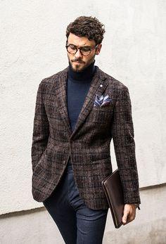 ツイードジャケット。ファッション性と防寒性を両立したマストアイテムですね。カッコいい着こなしを国内外から厳選して紹介します!!!