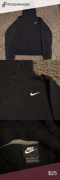 Nike sweatshirt Navy, men's, Nike hoodie Nike Other