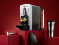 Wake up and smell the #coffee of your choice with the Nespresso Prodigo Smart #Espresso Machine.