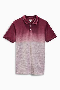 Buy Dip Dye Poloshirt online today at Next: Turkey