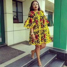 These are the most elegant ankara gown styles there are today, every lady who loves ankara gowns should see these ankara gown styles of 2019 Short African Dresses, Ankara Short Gown, Ankara Gown Styles, Short Gowns, African Print Dresses, African Fashion Designers, African Fashion Ankara, Latest African Fashion Dresses, African Print Fashion