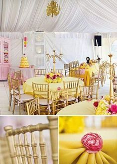 30 Ideas Wedding Table Settings Linens Bridal Shower For 2019 Mermaid Bridal Showers, Gold Bridal Showers, Baby Shower Cupcakes For Girls, Girl Cupcakes, Wedding Table Centerpieces, Wedding Table Settings, Wedding Decor, Bueaty And The Beast, Bridal Shower Chair
