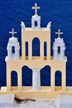 The Crosses, Santorini, Greece