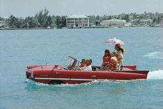 "sailingunderfalsecolours: "" Slim Aarons :: Sea Drive (Slim Aarons Estate Edition), 1967 """