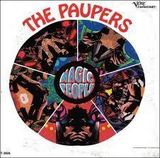 Paupers, The – Magic People Label: Verve Forecast – FTS-3026, Verve Forecast – FTS3026 Format: Vinyl, LP, Album  Country: US Released: 1967 Genre: Rock Style: Psychedelic Rock