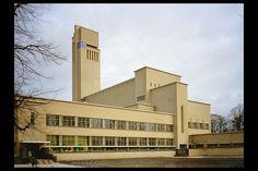 Dudok gemeentehuis Hilversum (NL)