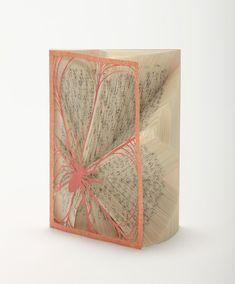 book carvings - Tomoko Takeda