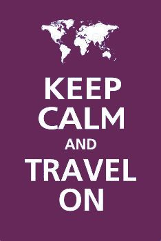 Travel on! One day