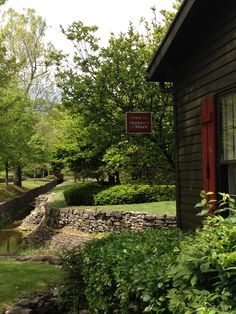 Maker's Mark Distillery (Loretto, KY) pretty spot in Kentucky.  Love this place.