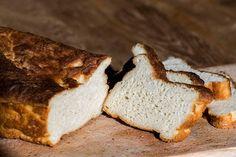 Dívka s koláči: bezlepkový toustový chléb