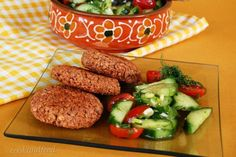 Kidney Bean Burgers Kidney Bean Burgers, Kidney Beans, Sausage, Meat, Cooking, Recipes, Food, Red Beans, Kitchen