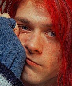 Kurt Cobain by Michael Lavine, Nirvana Kurt Cobain, Kurt Cobain Style, Grunge, Eddie Vedder, Kurk Cobain, Banda Nirvana, Music Rock, Rock Y Metal, Donald Cobain